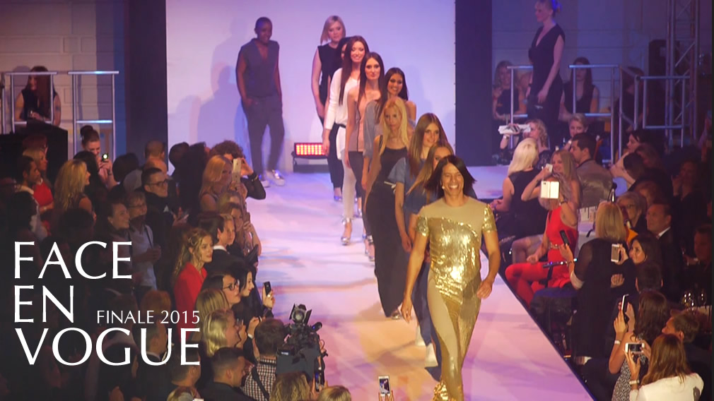 FACE AND FASHION Finale 2015