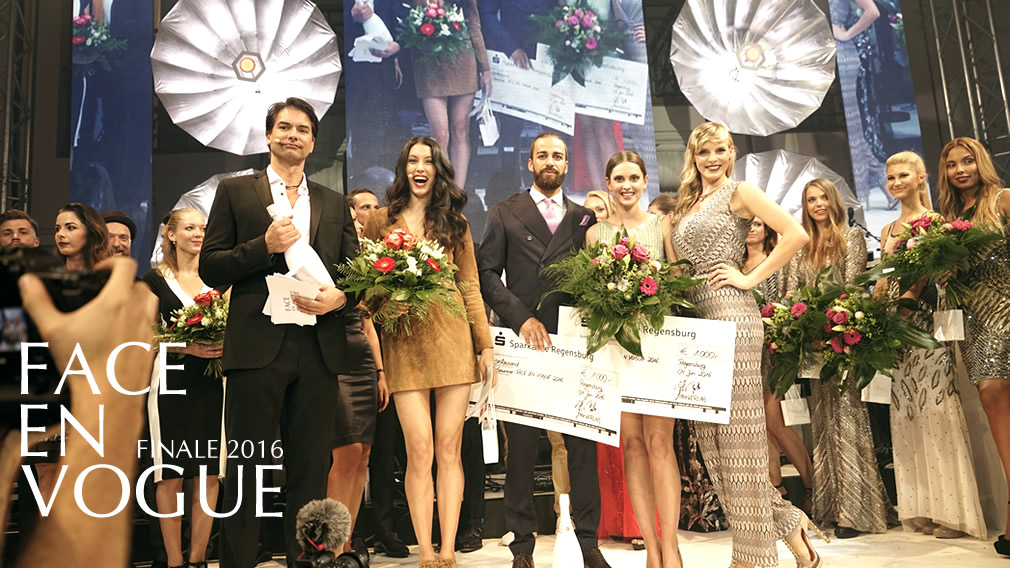 FACE AND FASHION Finale 2016